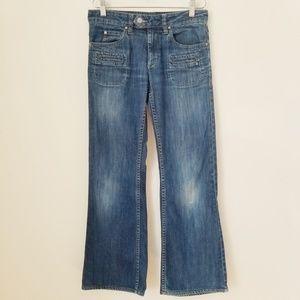 Isabel Marant Etoile Trousers front pocket Jeans